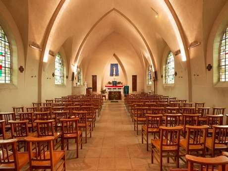 Église Notre Dame -  L'Oudon (Notre-Dame-de-Fresnay)