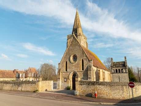 Église Saint Martin - Thiéville