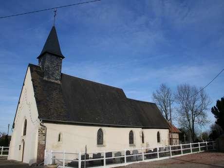 Église Saint Aubin - Cernay