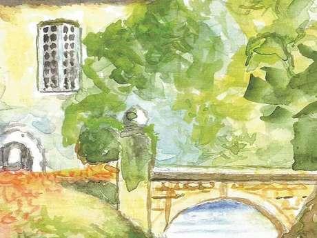 Les Peintres du Cadran Exposition d'aquarelles
