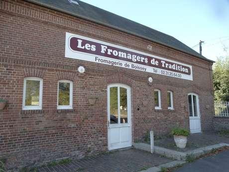 Fromagerie de la Houssaye à Boissey