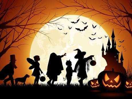 Soirée Halloween au Jardin de Manou