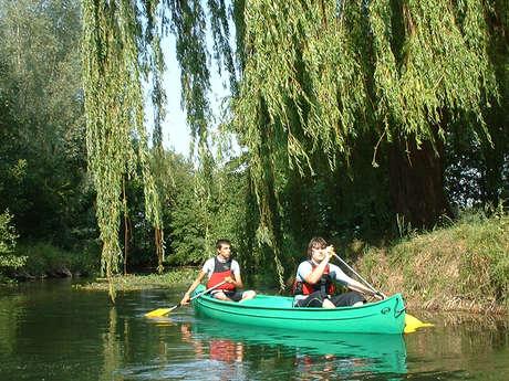 Canoé-Kayak and Stand Up Paddle : Saint-Pierre-sur-Dives