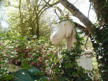 Les douets des Monceaux - Départ : Le Mesnil-Simon