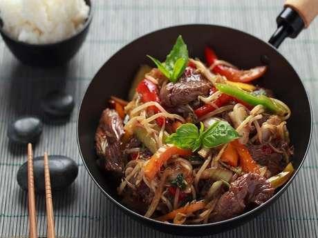 Les Saveurs du Siam - Cuisine Asiatique - Lisieux
