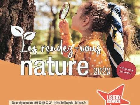 Les rendez-vous nature 2020 - Fabrication de jeux, jouets avec la nature.