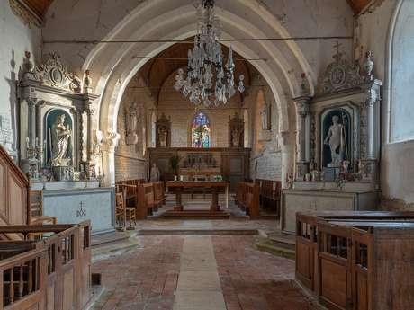 Église Saint-Gervais & Saint-Protais - Mittois
