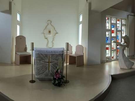 Chapelle Notre Dame du sourire - Lisieux