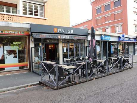 Bar-Restaurant Pause - Lisieux
