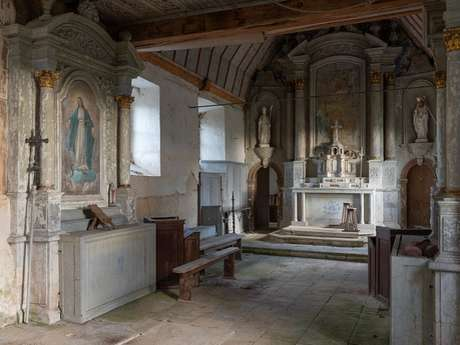 Église Saint Leu - Vaudeloges (Réveillon)