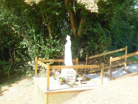 Sur les traces de Sainte-Barbe  - Départ : Saint-Jean-de-Livet
