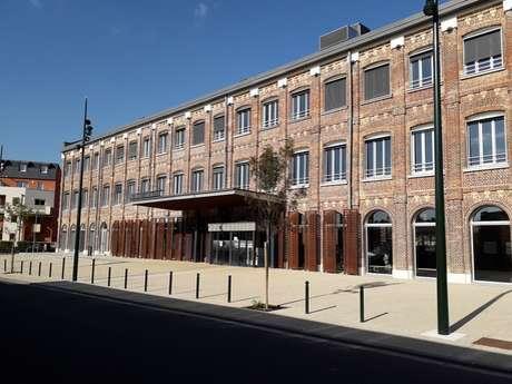 JEP : Visite guidée du tribunal Judiciare de Lisieux et exposition de la tapisserie de Rollon, 1er duc de Normandie