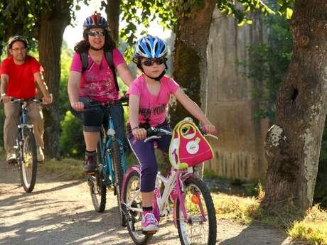 Véloroute de Pont-L'Evêque à Troarn