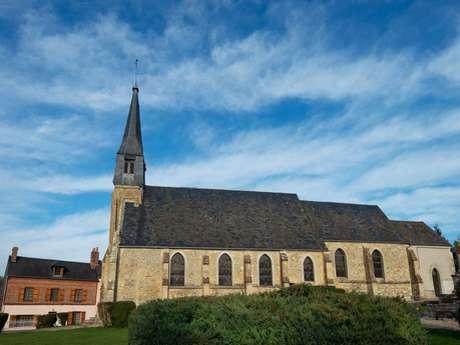La Viette - Départ : Sainte-Marguerite-de-Viette