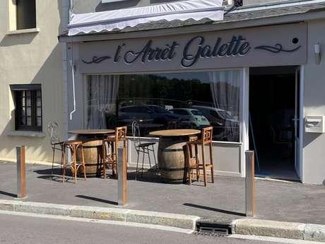 L'Arrêt Galette - Livarot