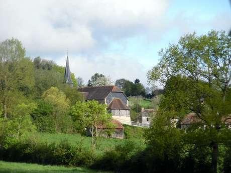 Panorama sur l'Oudon - Départ : Le Billot