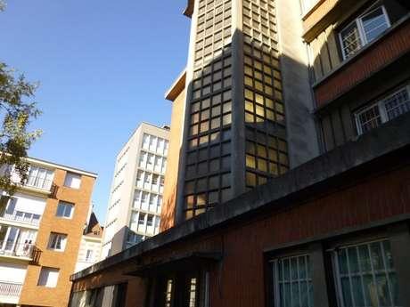 Lisieux : La reconstruction