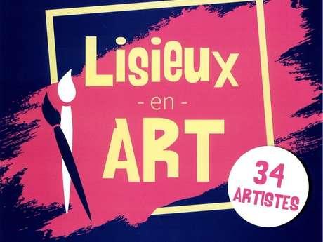 Lisieux en art
