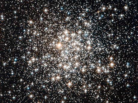 L'aveugle aux yeux d'étoiles