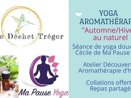 Journée bien-être - Yoga et aromathérapie
