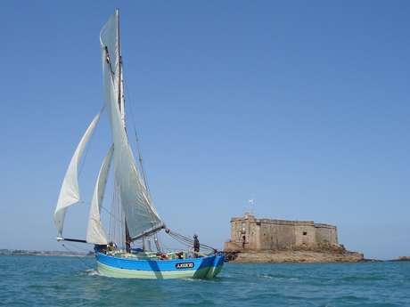Sorties sur le voilier Amzer'zo