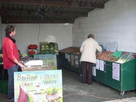 Bernard Fay Légumes