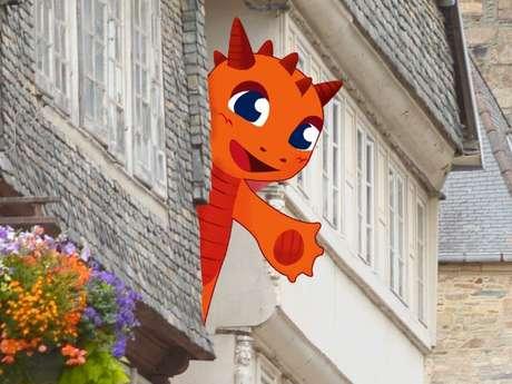 Le mystère de Moutik le petit dragon