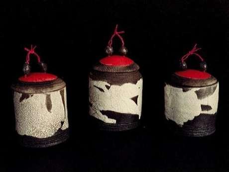 Céramiques contemporaines, Raku