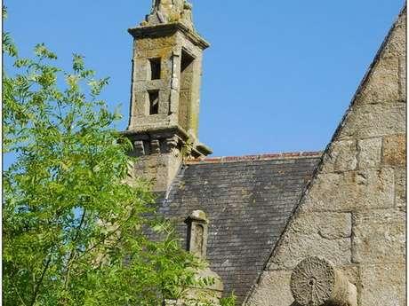 Chapelle, fontaine et puits Notre-Dame-de-Bon-Voyage