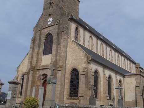 Visite de l'église Saint-Pierre de Servel