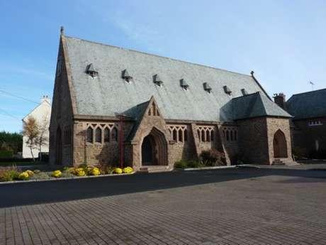 Eglise Notre-Dame-Marie-de-la-Mer