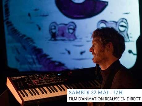 Naïkö - Film d'animation réalisé en direct