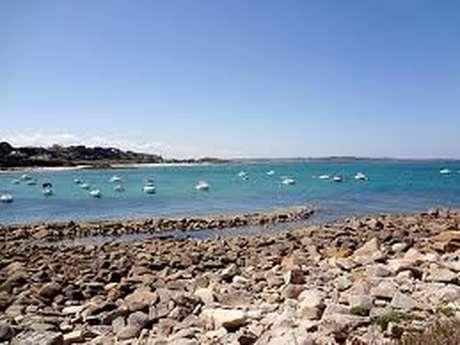 Mouillage de Port Le Goff