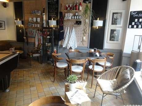 Bar Boutik Le Saint-Yves