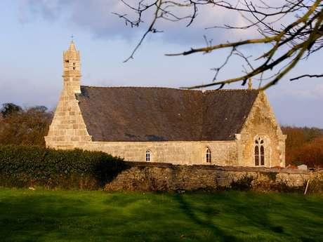 Chapelle et croix St Gonery