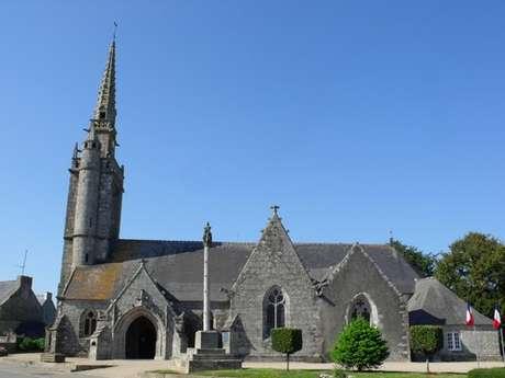 Eglise et Croix St Pierre