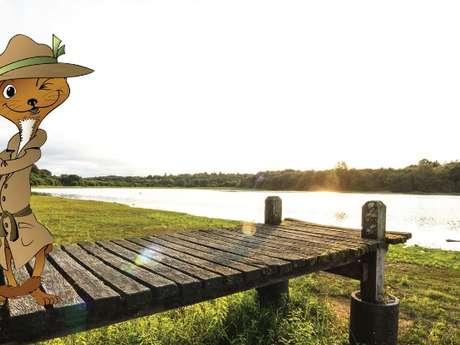 Enquête à l'étang du Moulin Neuf