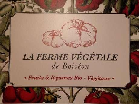 Ferme végétale de Boiséon