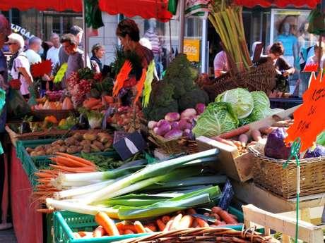 Grand marché de Lannion