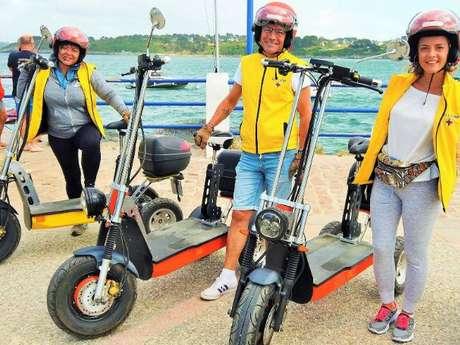 Reder Bro - Balade en streetnaer Scooter Breton 100% électrique