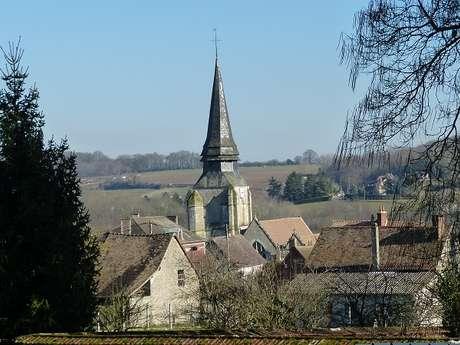 A la découverte du village de Saint-Pierre-de-Bailleul