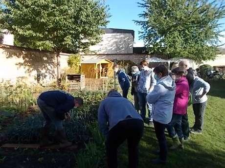 Mini-ateliers de jardinage