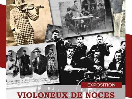 Exposition Violoneux de Noces - Violons de Bal