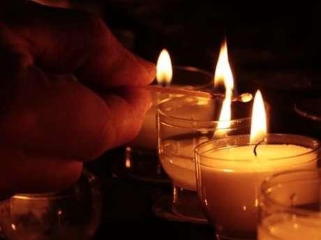 Pierres en Lumières à l'église Sainte-Cécile d'Acquigny