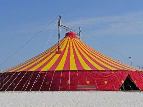 Initiation au cirque pour les 6 à 15 ans - Val-de-Reuil côté plage