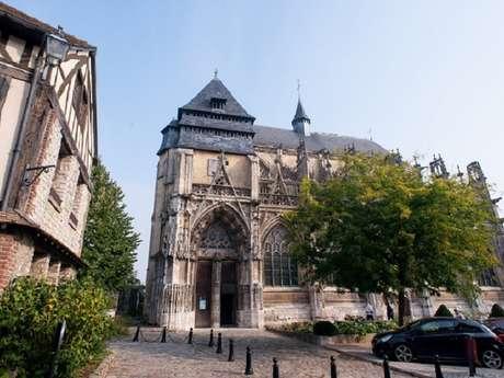 Eglise Notre-Dame des Arts