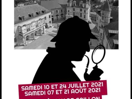 Enquête au Château de Gaillon pour les 7 - 12 ans