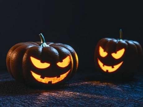 Halloween au jardin