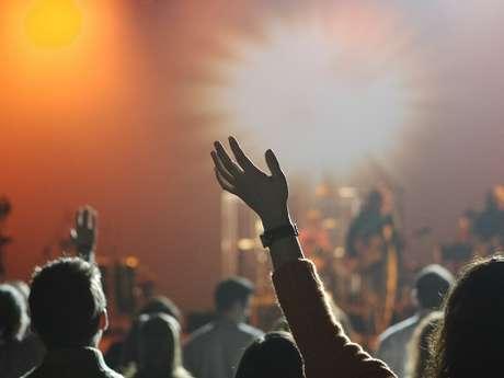 Concerts pour le grand réopening
