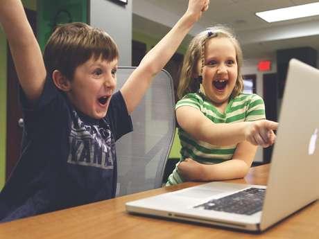 Atelier numérique Les p'tits clics de 7 à 12 ans